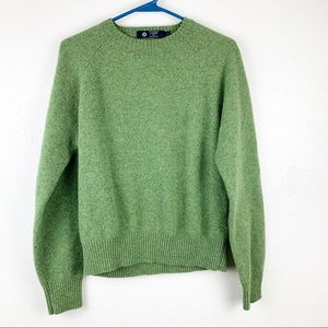 J. Crew Factory Sweater Pullover Lamb's Wool Crew